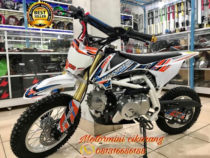 harga Motor mini trail 110cc mesin honda ring 12/10 Tokopedia.com