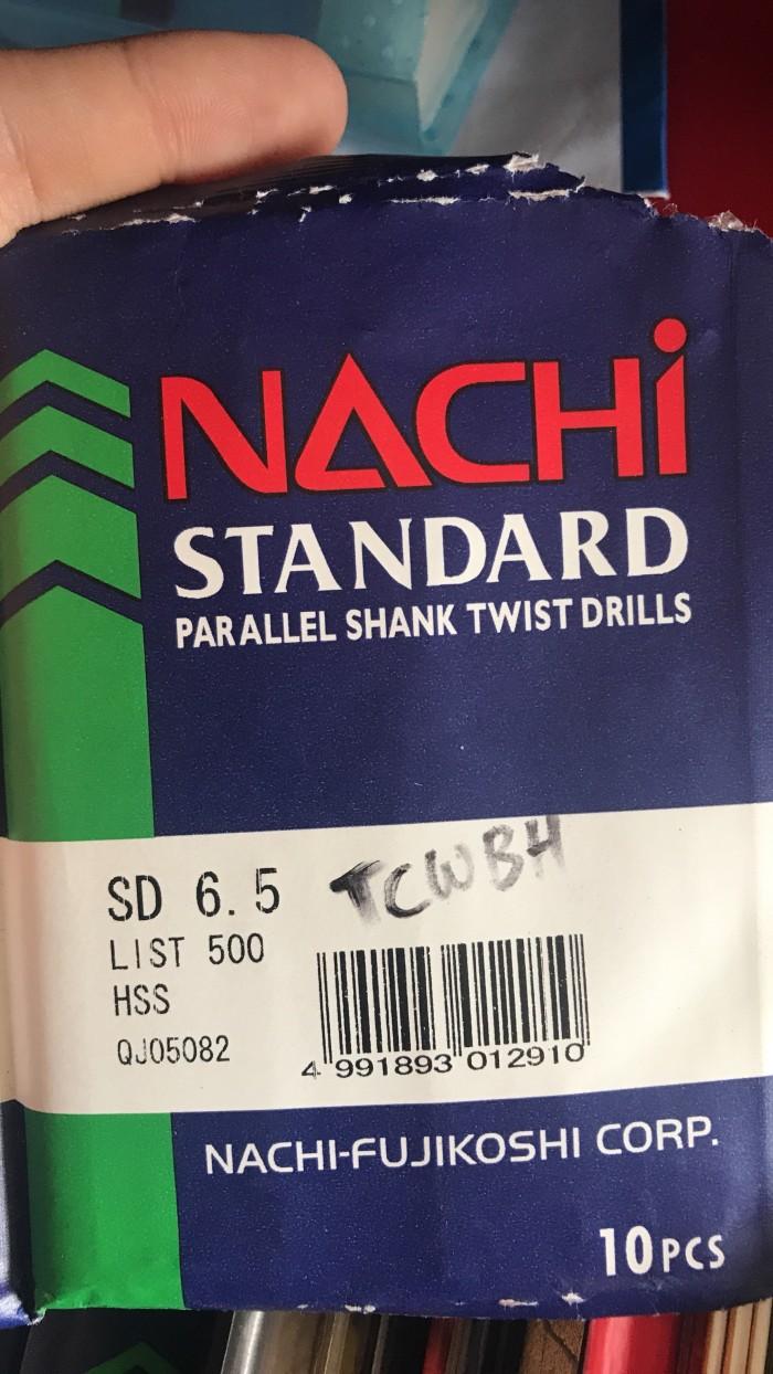 harga Mata bor nachi 6.5 mm Tokopedia.com
