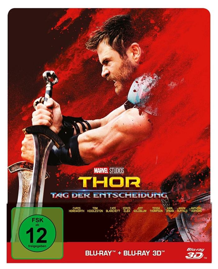 harga Thor ragnarok 3d steelbook blu ray Tokopedia.com