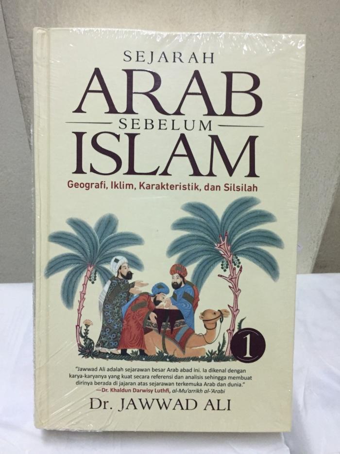 Foto Produk Sejarah Arab Sebelum Islam Buku 1 dari Kafe Buku Fajar