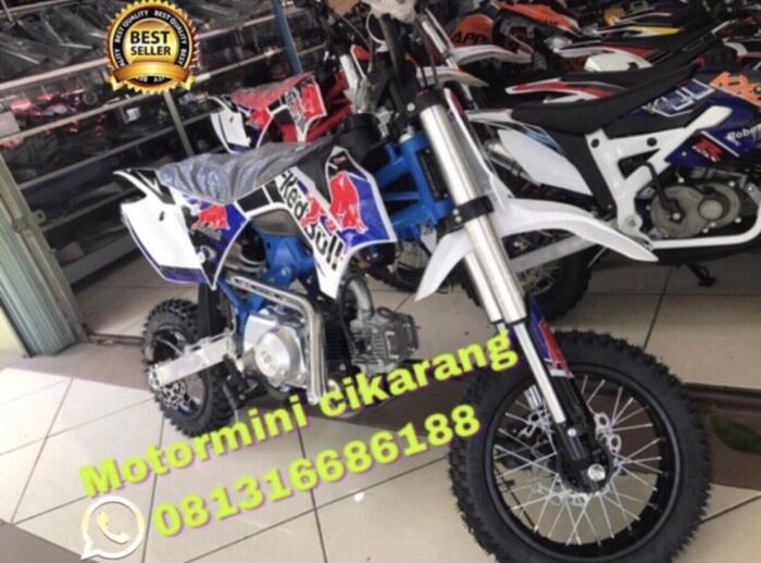 harga Motor mini trail redbull 110cc mesin honda Tokopedia.com