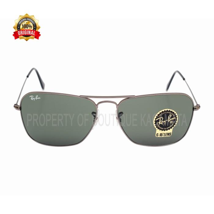 harga Kacamata rayban original caravan 3136-004 Tokopedia.com 6b59204849