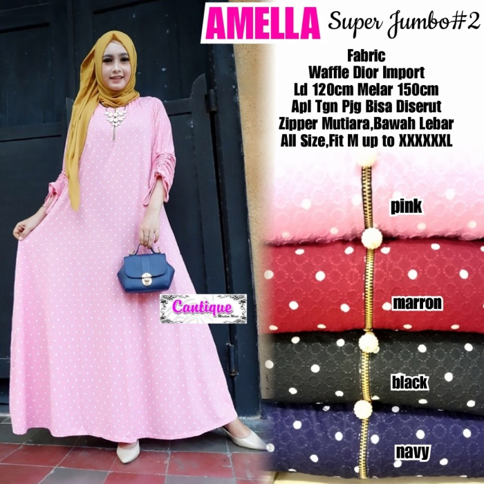 Amelia super jumbo