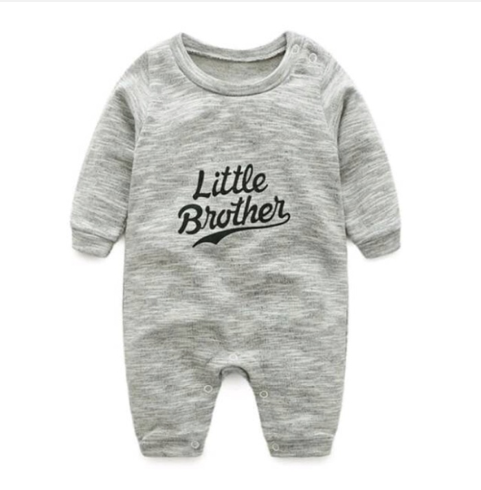 Jual Baby Boy Little Brother Romper Jakarta Barat Fils Fille Babywear Tokopedia