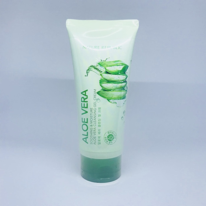 Nature Republic Aloe Vera Cleansing Gel Cream 150ml (make-up remover )