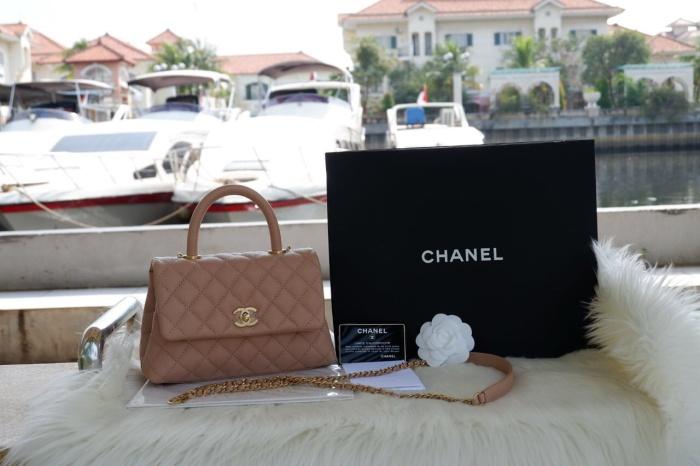 40ad8f2c43e1 Jual Chanel coco handle mini - RATNA BRANDED | Tokopedia