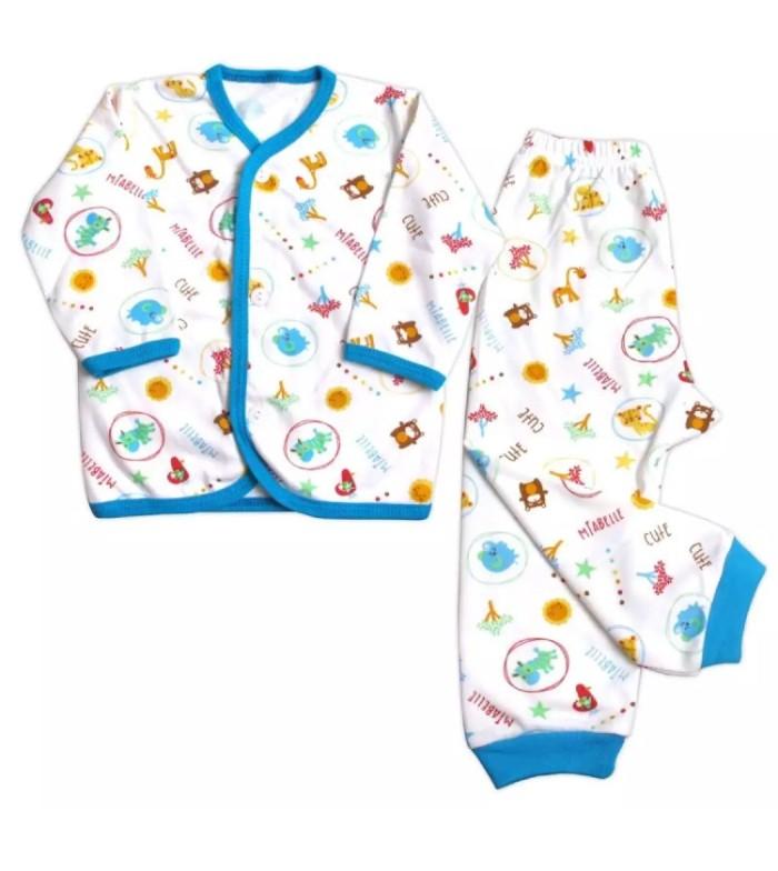 Setelan baju tidur piyama bayi miabelle SNI