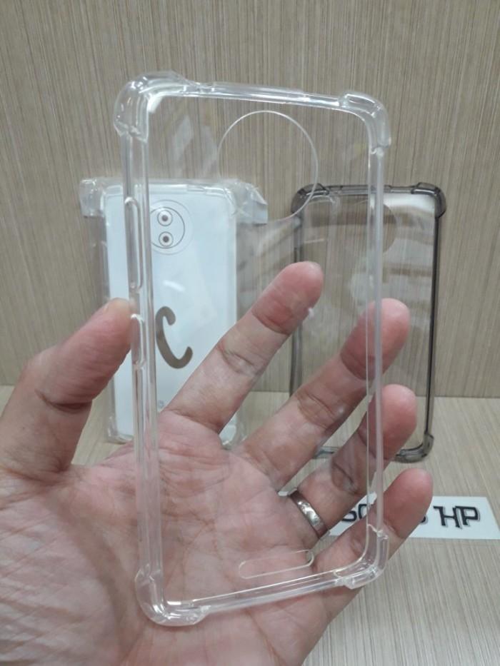Anti Crack FUZE Motorola Moto C Plus 5.0 inchi Acrylic Case Mika