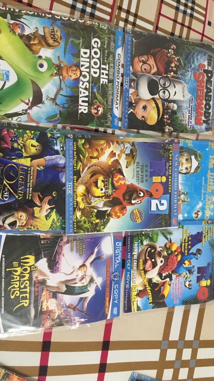 Jual DVD Kartun Movie Kab Karawang Preloveduff
