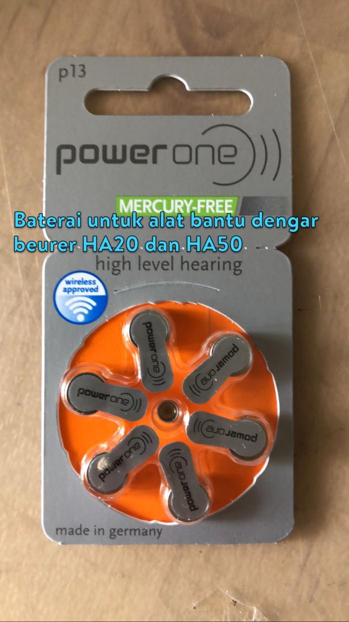 beurer HA50 Alat Bantu Dengar Hearing Aid HA 50 .