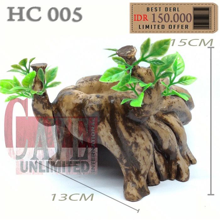 harga Hiding cave reptiles hc005 Tokopedia.com