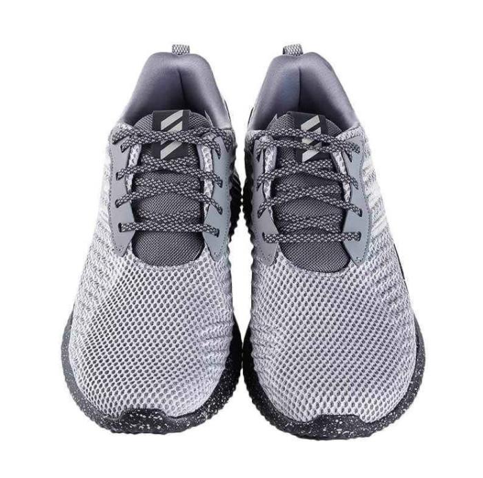 71e68612ed064 adidas Men Running Alphabounce RC Shoes Sepatu Lari Pria - Trace Blue
