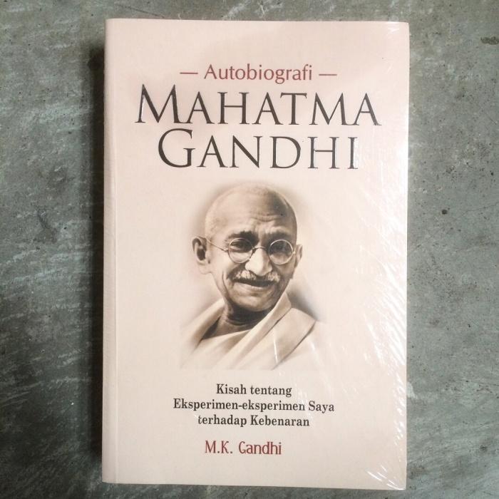harga Autobiografi mahatma gandhi - m. k. gandhi Tokopedia.com