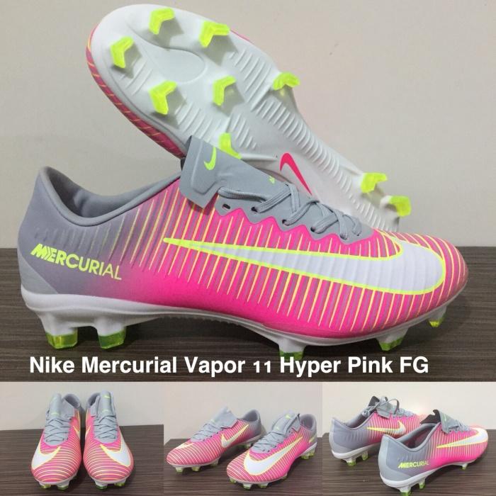 huge discount c4220 45226 Jual NIKE MERCURIAL VAPOR 11 HYPER PINK FG - Kota Batam - Sportivityshoes |  Tokopedia