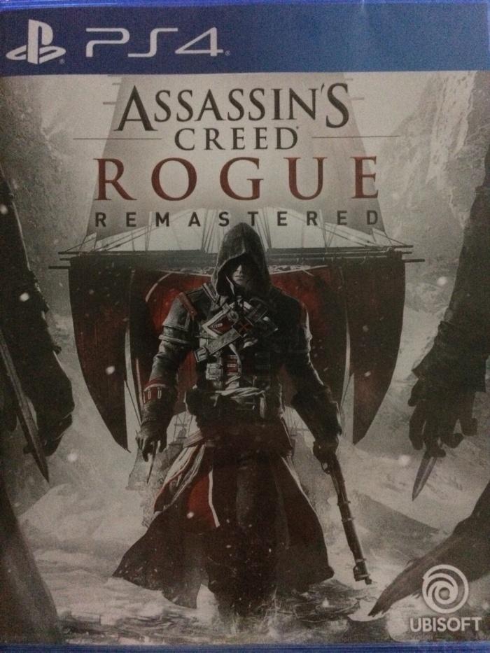 Jual Assassins Creed Rogue Remastered Reg 3 Ps4 Jakarta Utara