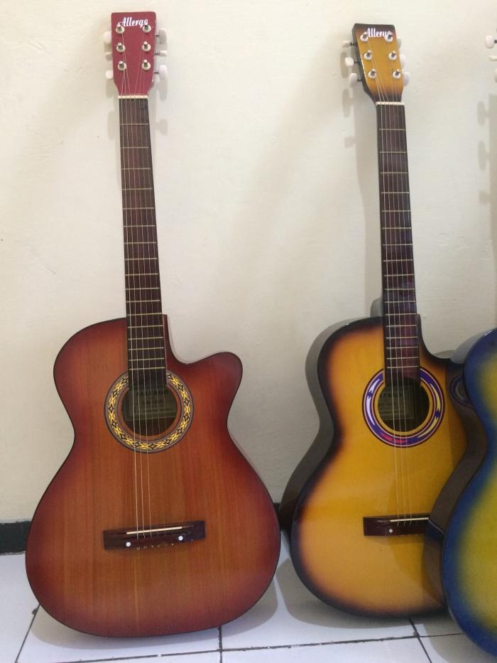 Jual Gitar Akustik Murah Yamaha Wayz Music Tokopedia