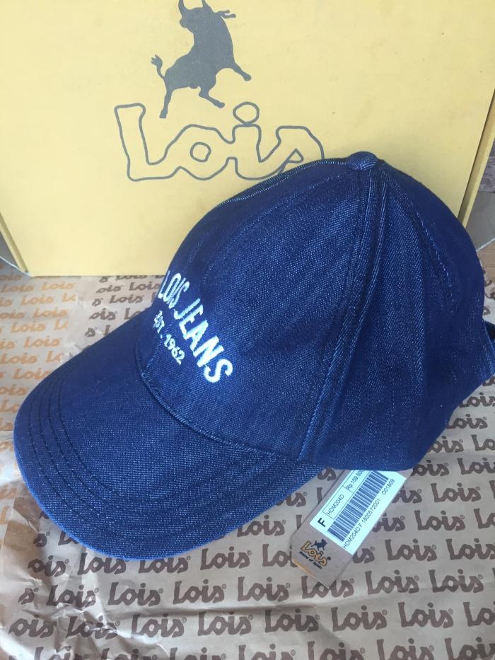 Jual Topi Lois Original-Blue Wash - DND Stores  91a19b50c1