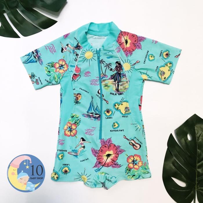 harga Baju selam bayi hawaii tosca Tokopedia.com
