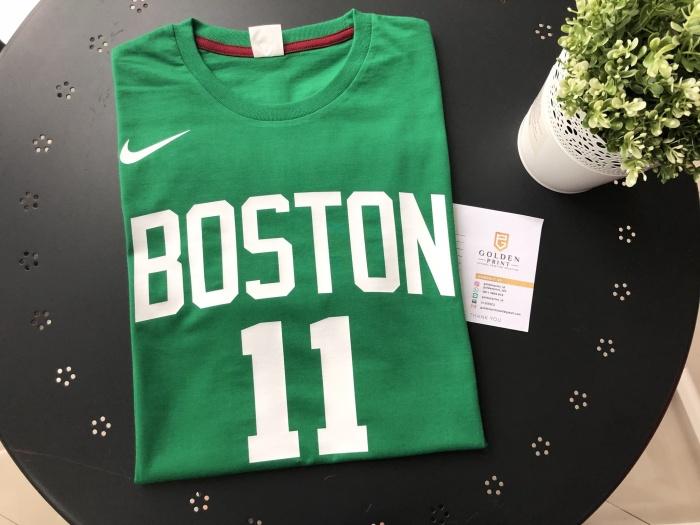 harga Boston celtics tshirt / kaos basket / basketball tshirt Tokopedia.com