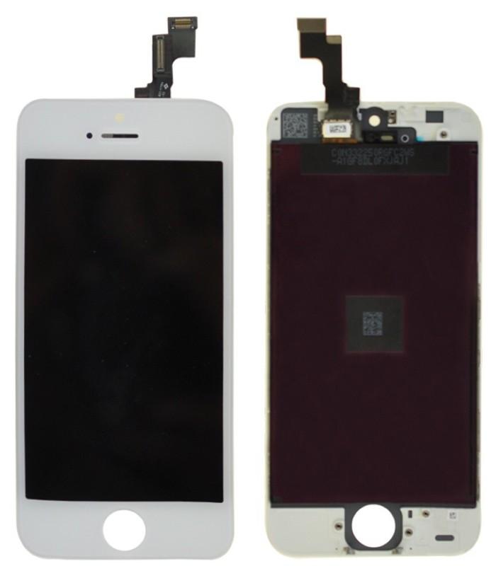 LCD Touchscreen Iphone 5G/5S hitam/putih