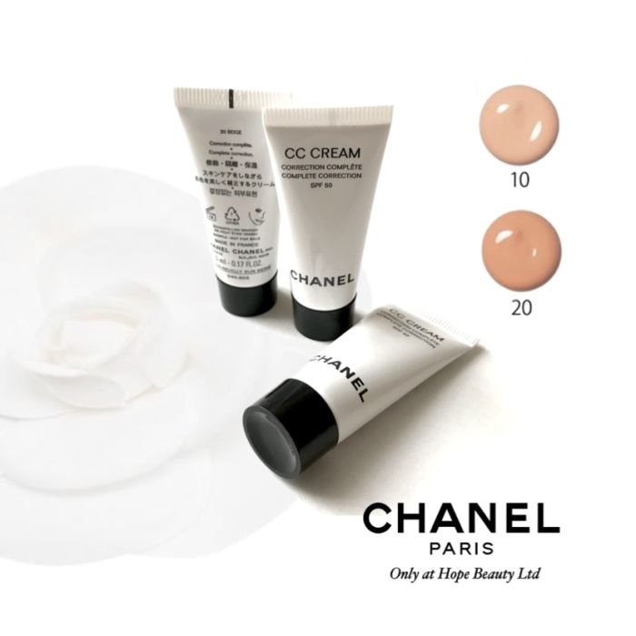 d6f7e9fe58 Jual CHANEL CC Cream Complete Correction SPF 50 (TRAVEL SIZE - 5 ML) - DKI  Jakarta - Hope Beauty Limited | Tokopedia