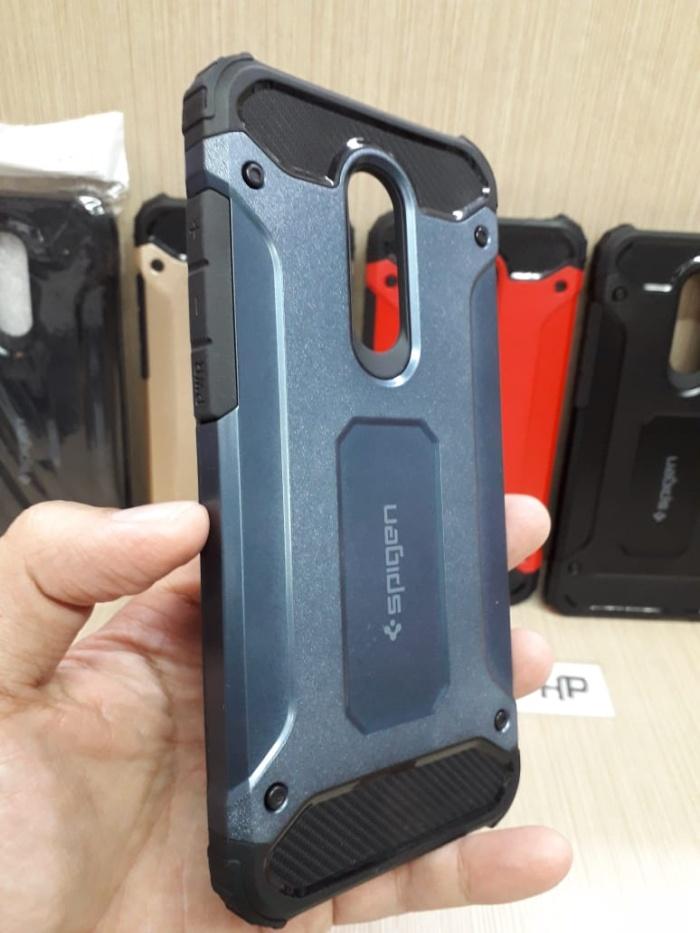 new style 0feba e9a56 Jual Spigen Iron Xiaomi Redmi 5 Plus Redmi 5+ Hard Case Robot Transformer -  DKI Jakarta - Agen Aksesoris Hp | Tokopedia
