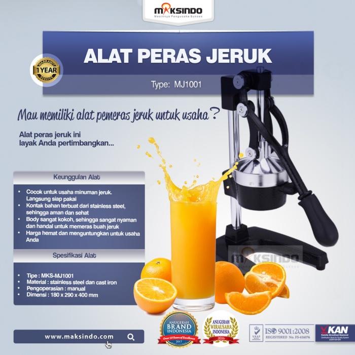 harga Alat pemeras jeruk manual (mj1001) Tokopedia.com
