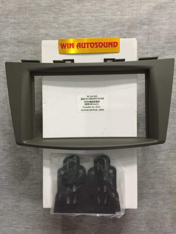 harga 1set frame head unit suzuki ertiga / r3 / swift 2011+ warna beige Tokopedia.com