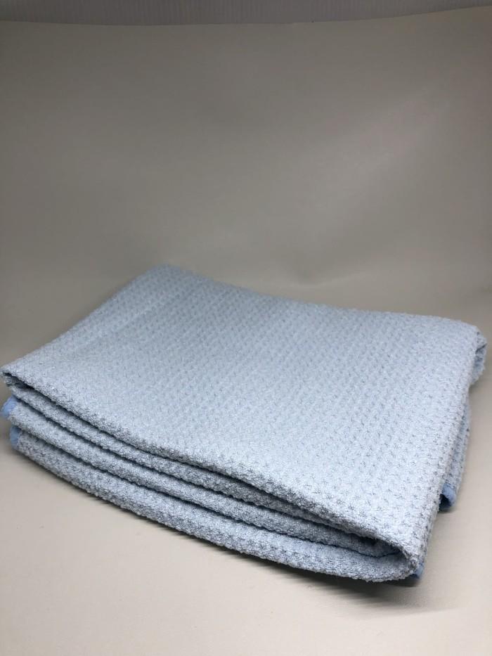 harga Microfibre waffle weave drying towel 60 cm x 80 cm Tokopedia.com