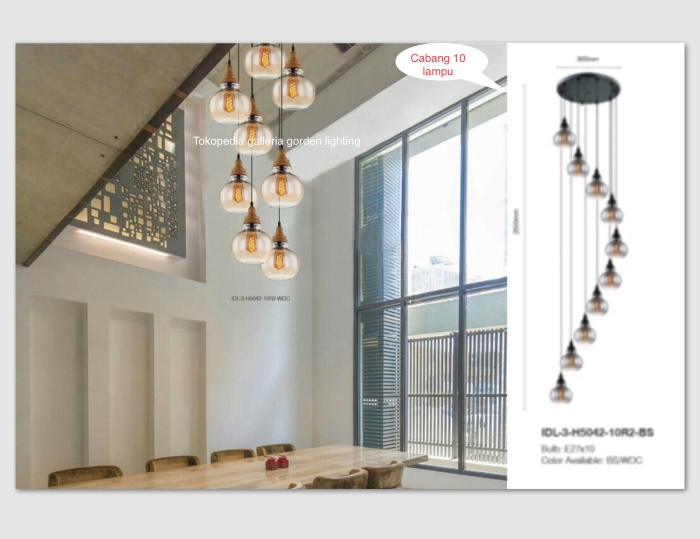 30 Trend Terbaru Dekorasi Lampu Ruang Tamu Fatiha Decor