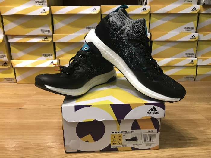 fe5addbefbda8 Jual Adidas Ultraboost Uncaged x Solebox x Packer 100% ORIGINAL BASF ...