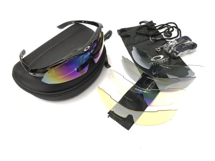 Jual kacamata oakley 5 lensa cek harga di PriceArea.com f0886ae1d5