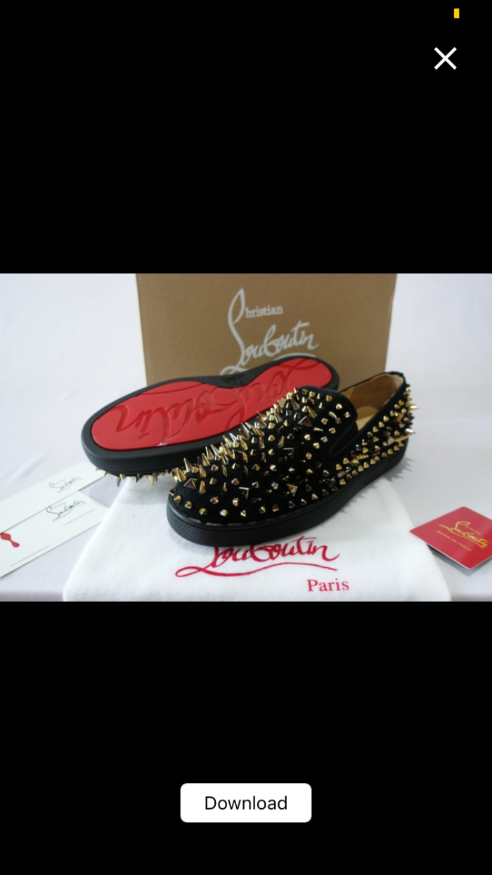 11d47244182 Jual sepatu christian louboutin cek harga di PriceArea.com