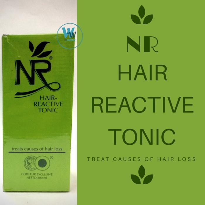 NR Hair Reactive Tonic 200 ml