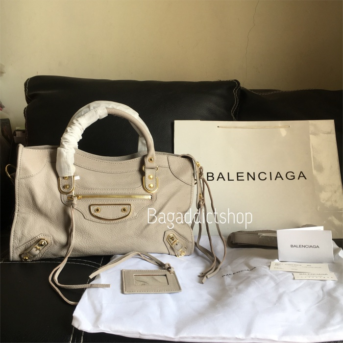 harga Tas balenciaga city s edge gris perle ghw mirror 1 1 ori leather vip aef42003c0