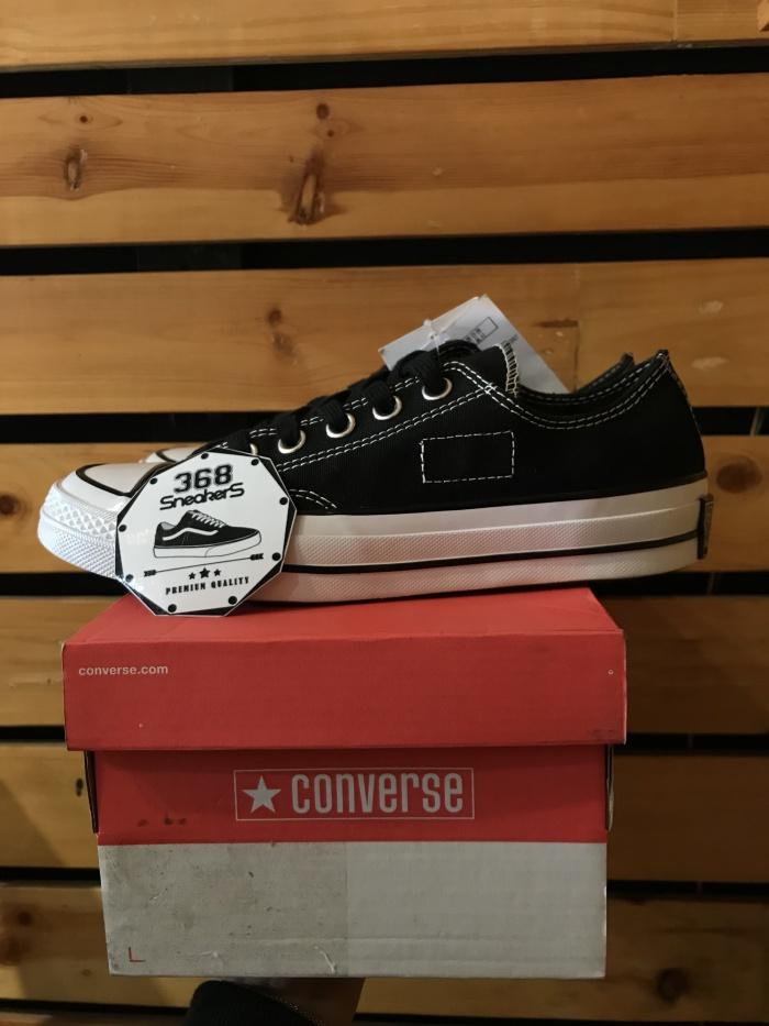 Jual Converse Chuck Taylor 70s X Fragment Desain Tuxedo Pack Black ... 36291680a0