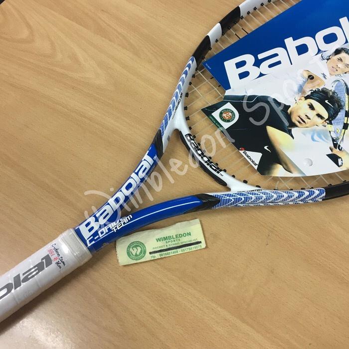 harga Raket tenis babolat c-drive team / raket babolat c drive team Tokopedia.com
