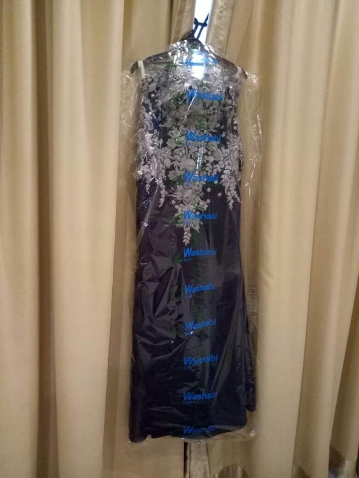 Jual Navy Blue Gown Gaun Pesta Navy Blue Kota Bekasi Beauty N