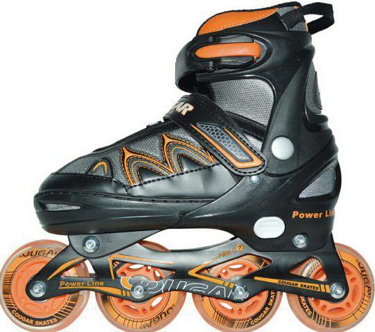 Jual Sepatu roda Inline skate COUGAR LINE ORIGINAL - Hebohstore ... 7ee79ab306