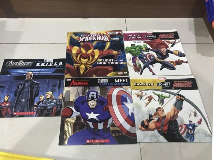 Jual Kids Book Avenger Series Jakarta Utara Haruto Tokopedia