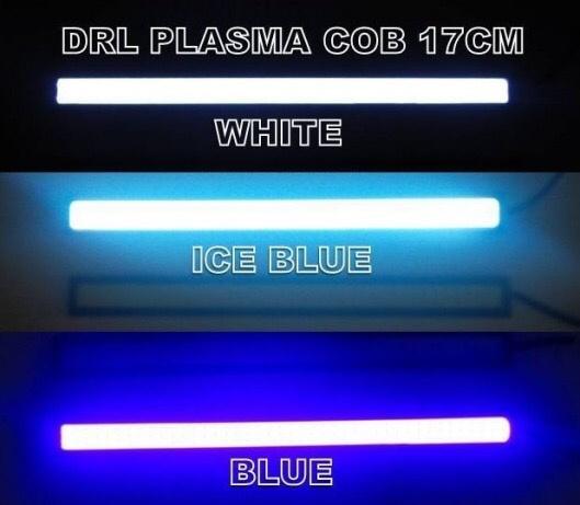 Foto Produk Lampu LED DRL plasma COB 17cm - white dari indotech-jkt