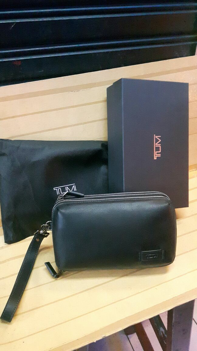 Tas hand bag tumi/ dompet tumi kulit miror pria wanita