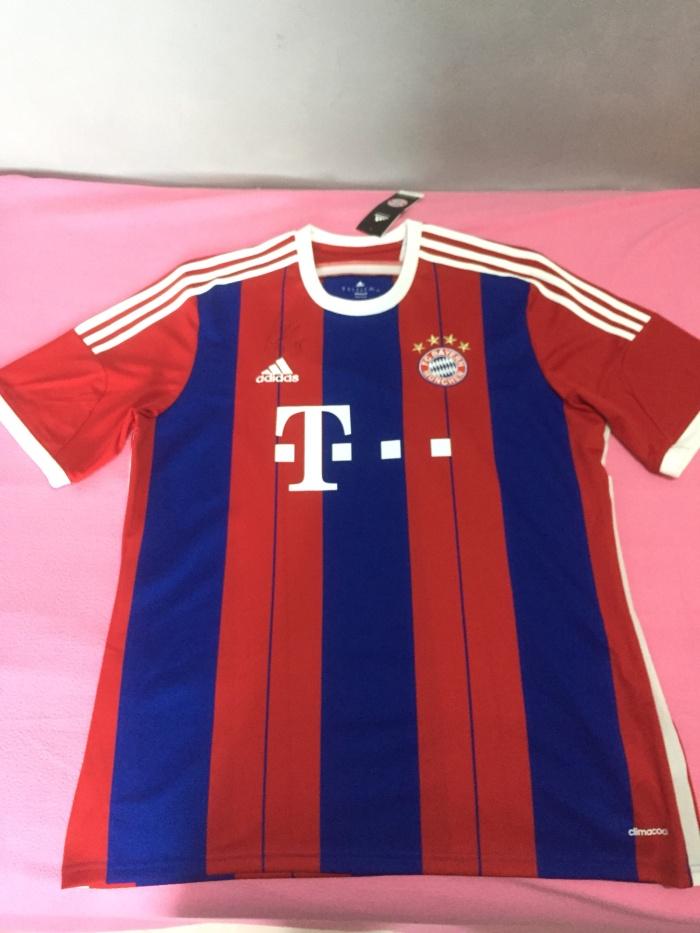 official photos a9596 96d9f Jual Bayern Munchen Jersey signed by Mats Hummels - DKI Jakarta -  HobbiesYeay! | Tokopedia