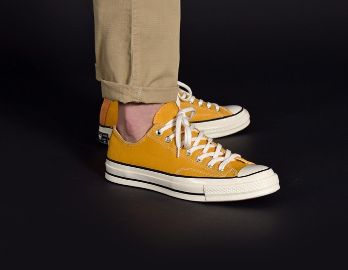 Jual Converse 70s 70 1970s 1970 Sunflower Yellow Ox - Sneakers Of ... f04232a82897