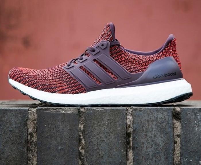 3528b6a5622 Jual Adidas ultraboost 4.0 maroon (Limited) size 37 2 3 - DKI ...