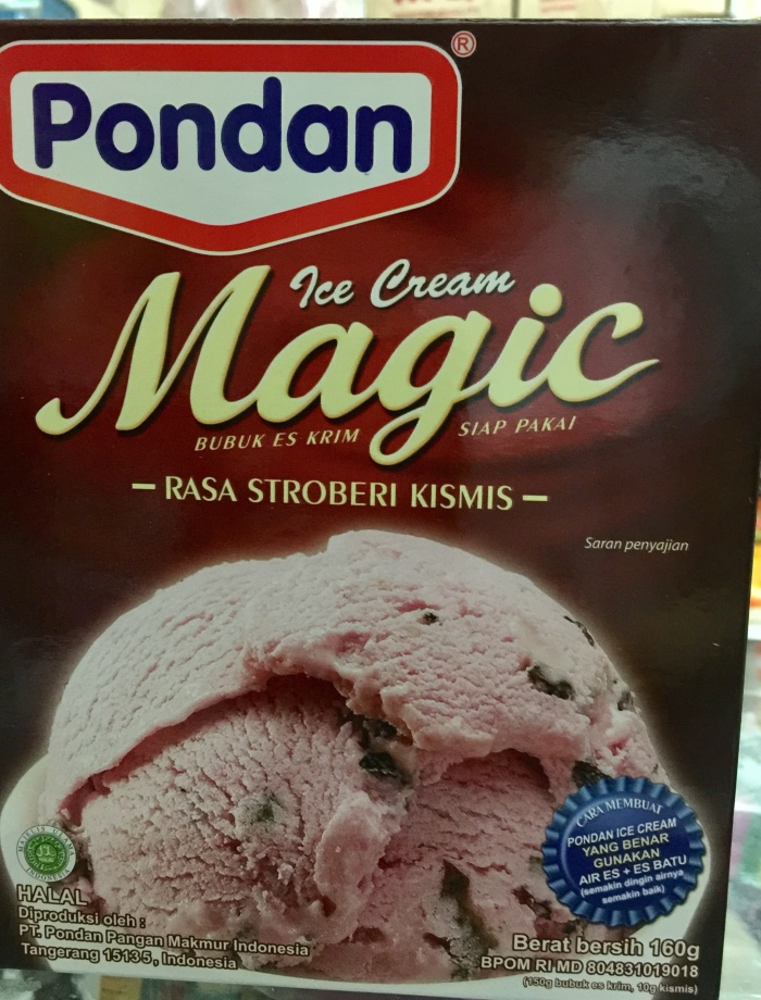 Info Pondan Ice Cream Magic Hargano.com