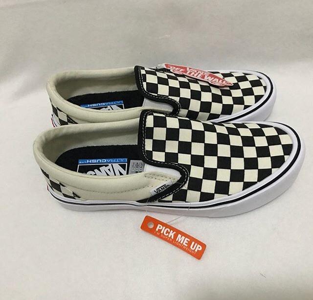 3dfe2a87034 Jual Vans Checkerboard Ultra Cush - Kota Tangerang - radenpandji ...