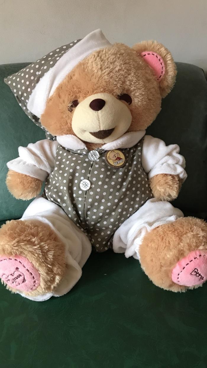 Jual Boneka Beruang Teddy Bear Boney ISBON Istana Boneka Jakarta Barat Fame Shop