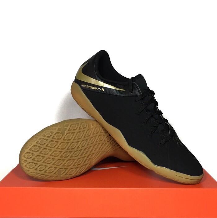 Sepatu Futsal Nike Original Phantom 3 Academy Ic Black Aj3814 090 ... 4714d1fa93