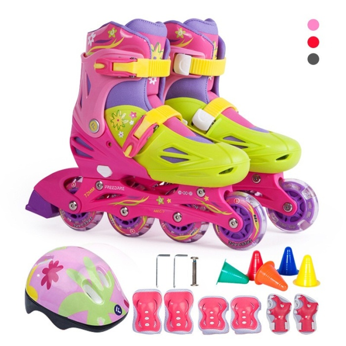 Jual Sepatu Roda Bajaj FREEDARE sport kualitas Super  Inline Skate ... 97d305052e